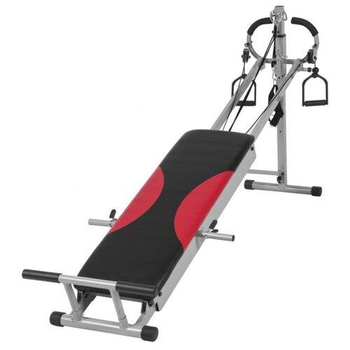 Тренажер универсальный Sport Elite Тотал жим SE-1500 красный/черный жим ногами гак машина iflphs жим ногами гак машина page 2