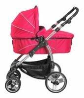 Универсальная коляска Lucky Baby Twist (2 в 1)