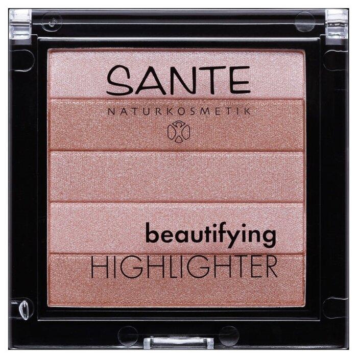 Sante Naturkosmetik Хайлайтер beautifying