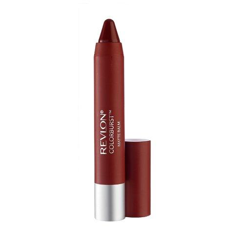 Revlon помада-карандаш для губ Colorburst Matte Balm, оттенок 250 standout revlon colorburst balm stain crush бальзам для губ тон 005 17 гр