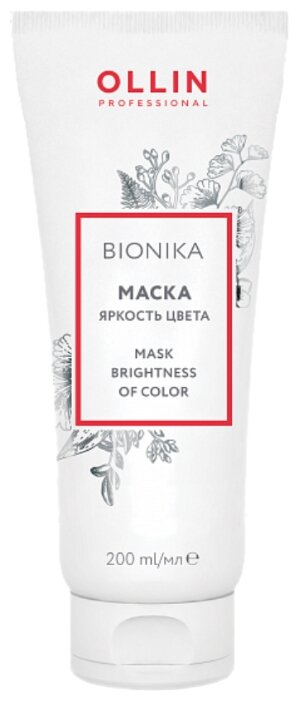 OLLIN Professional BioNika Маска для окрашенных волос