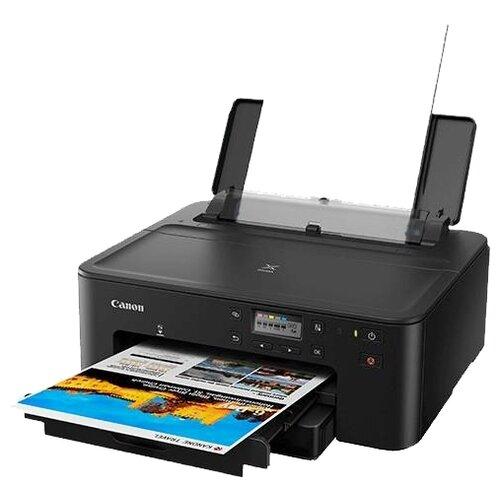 Принтер Canon PIXMA TS704 черный принтер canon pixma g1411 черный