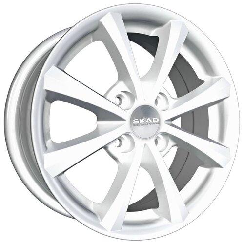 Колесный диск SKAD Каллисто 6x14/4x98 D58.6 ET38 Белый