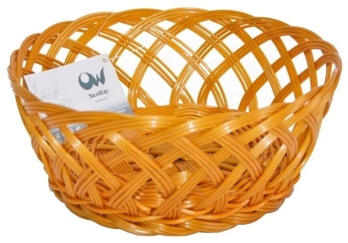 Корзинка для хлеба Oriental Way Мульти MJ-PP014BR коричневый