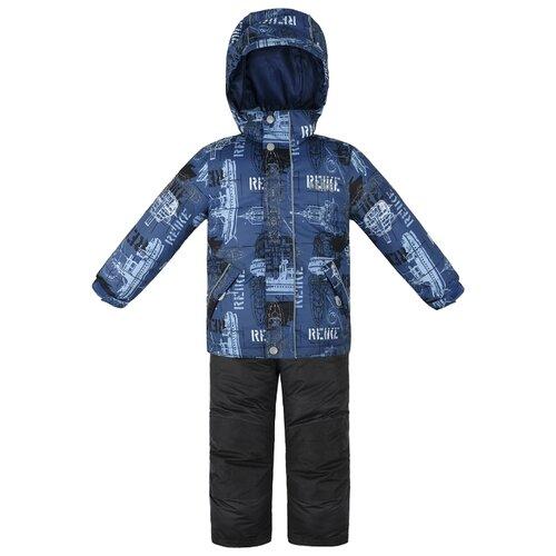 Комплект с брюками Reike WarShip размер 122, темно-синийКомплекты верхней одежды<br>