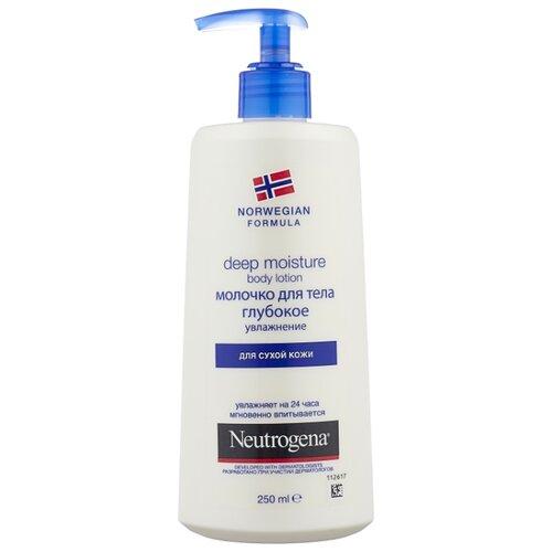 Молочко для тела Neutrogena Norwegian Formula Глубокое увлажнение для сухой кожи, 250 мл молочко для тела neutrogena глубокое увлажнение для сухой кожи 250 мл