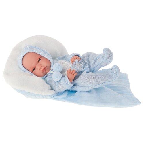 Кукла Antonio Juan Диана в голубом, 33 см, 6023B