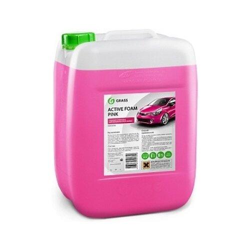 GraSS Активная пена для бесконтактной мойки Active Foam Pink 23 кг