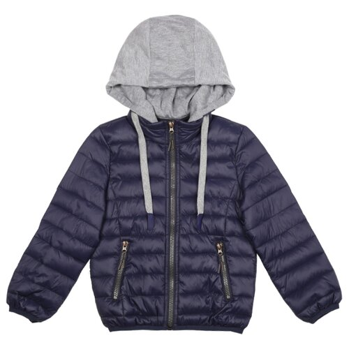 Купить Куртка Sweet Berry размер 104, темно-синий, Куртки и пуховики