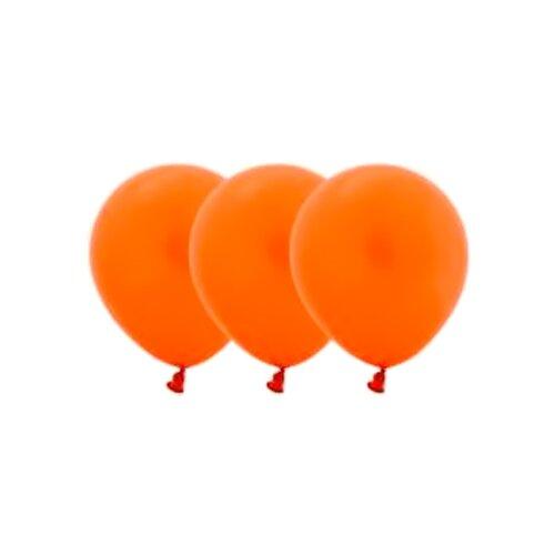 Набор воздушных шаров Miraculous МС-2670 (100 шт.) оранжевый набор воздушных шаров miraculous металлик 100 шт синий