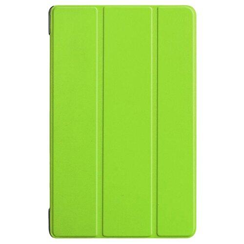 Чехол IT Baggage ITSSGTA1055 для Samsung Galaxy Tab A 10.5 SM-T590/T595 зеленый чехол g case для samsung galaxy tab a 10 5 sm t590 sm t595 slim premium black gg 982