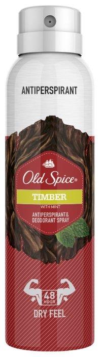 Дезодорант-антиперспирант спре Old Spice Timber 150 мл