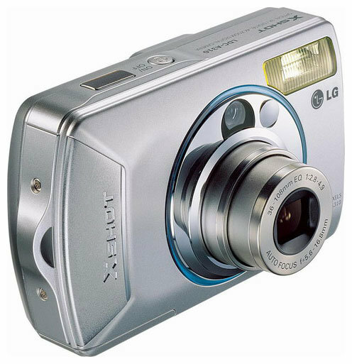 Фотоаппарат LG LDC-A310