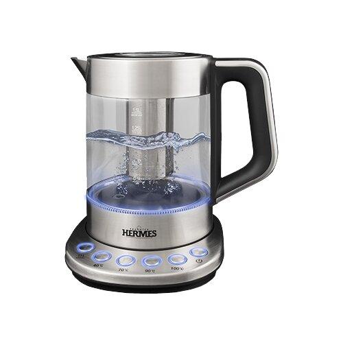 Чайник Hermes Technics HT-EK903, silver