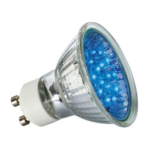 Лампа светодиодная Paulmann 28010, GU10, 1Вт лампа светодиодная paulmann 28224 gu10 3вт
