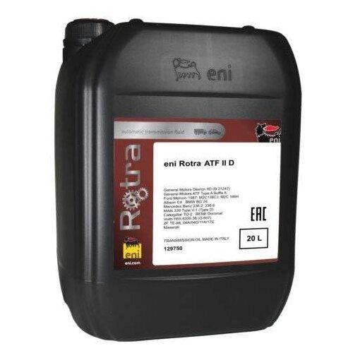 Трансмиссионное масло Eni/Agip Rotra ATF II D 20 л