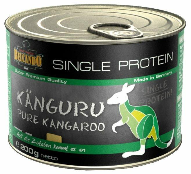Корм для собак Belcando Single Protein Kangaroo с мясом кенгуру (0.2 кг) 1 шт.