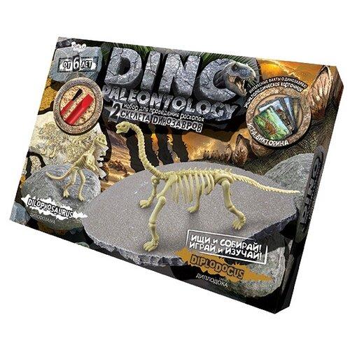 Купить Набор для раскопок Danko Toys Dino Paleontology № 5, Наборы для исследований
