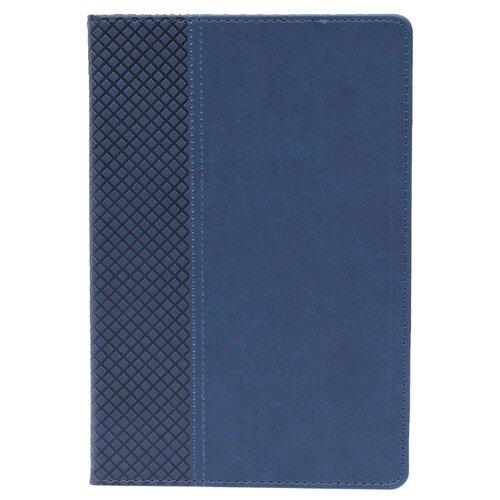 Купить Ежедневник Collezione Классикнедатированный, искусственная кожа, А5, 136 листов, темно-синий, Ежедневники, записные книжки