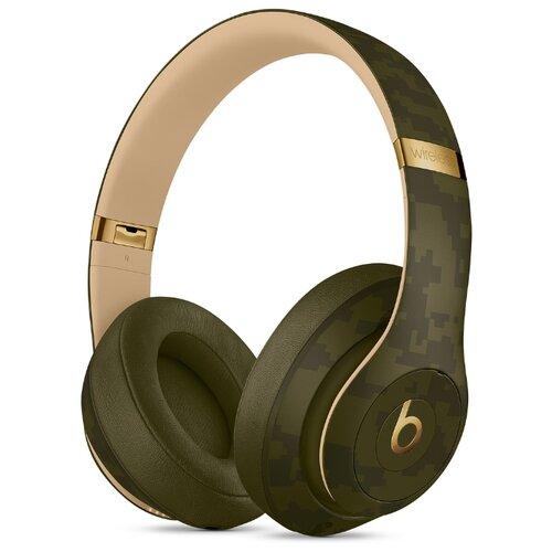 Беспроводные наушники Beats Studio 3 Wireless forest green профессиональные студийные наушники akg k240 studio 2058x00130
