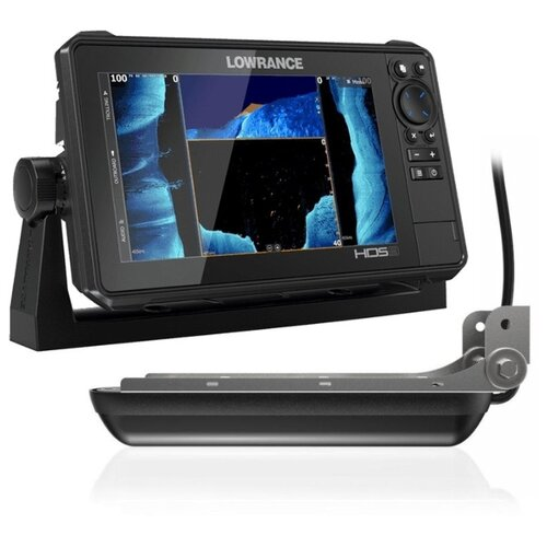 Фото - Эхолот Lowrance HDS-9 LIVE с датчиком Acitve Imaging 3-в-1 эхолот lowrance fishhunter directional 3d