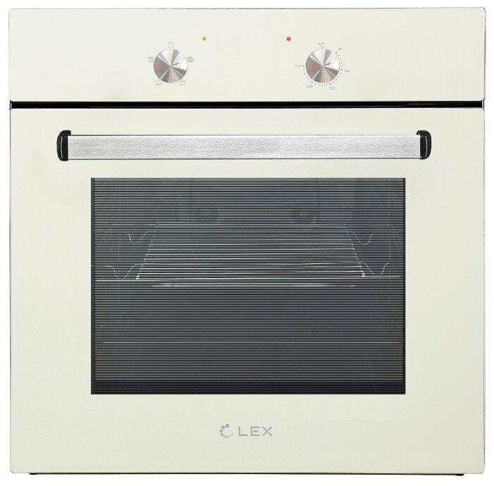 Электрический духовой шкаф LEX EDM 040 IVORY LIGHT