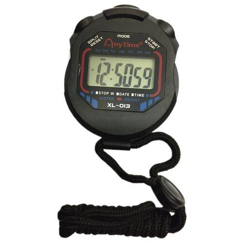 Электронный секундомер AnyTime XL-013 черный