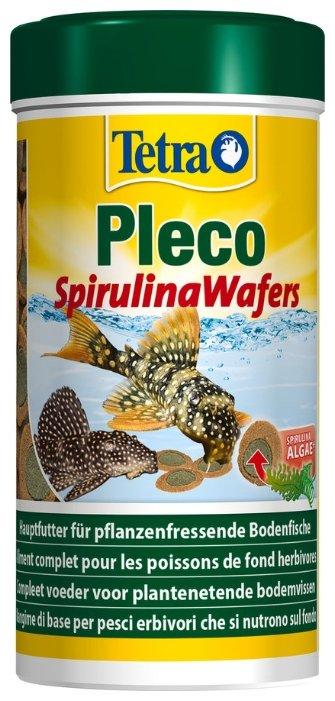 Сухой корм Tetra Pleco Spirulina Wafers для рыб