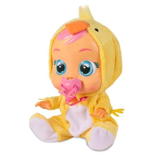 Купить Пупс IMC Toys Cry Babies Плачущий младенец Chic, 31 см, 97179, Куклы и пупсы