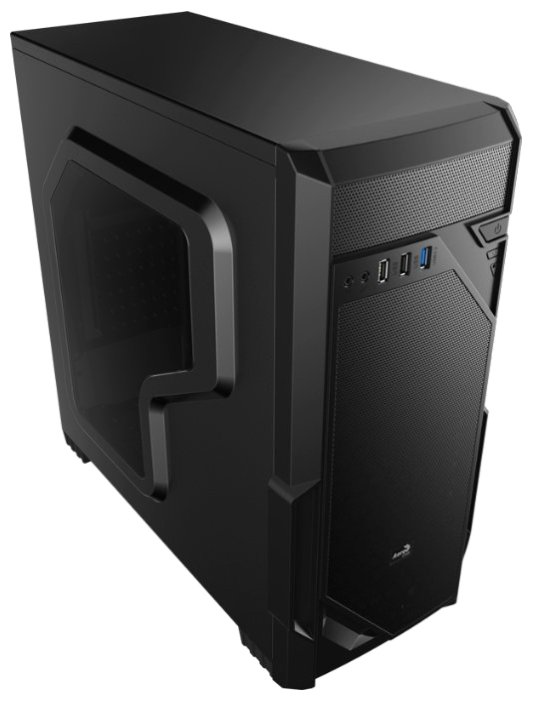 AeroCool Компьютерный корпус AeroCool VS-1 Window 800W Black