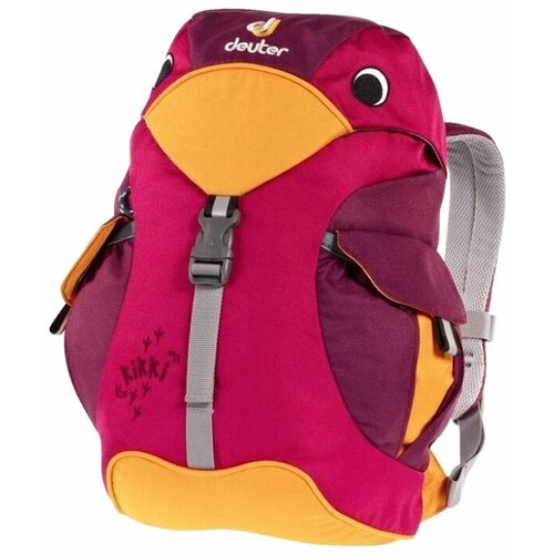 цена на Рюкзак deuter Kikki 6 red/pink (magenta/blackberry)