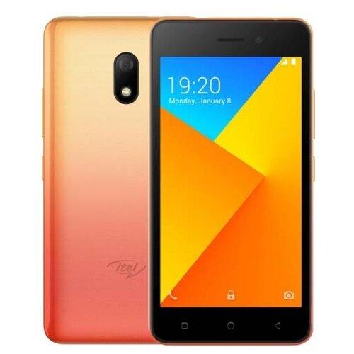 Смартфон Itel A16 Plus оранжевый смартфон itel a44 серый
