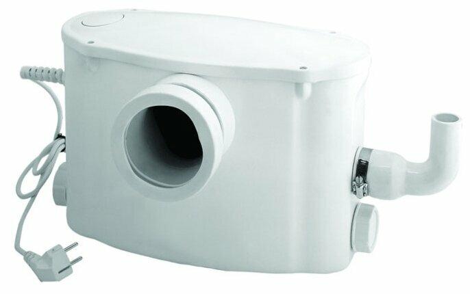 Канализационная установка LEO WC-600A (600 Вт) — купить по выгодной цене на Яндекс.Маркете