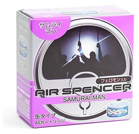 Eikosha Ароматизатор для автомобиля Air Spencer A-37, Samurai man