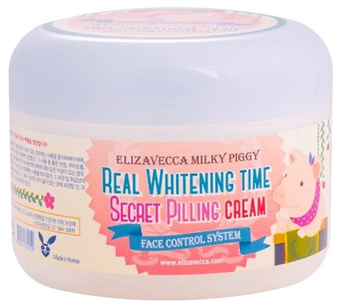 Elizavecca пилинг крем для лица Milky Piggy