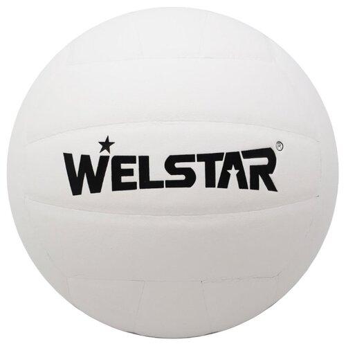 Волейбольный мяч WELSTAR VLPU3001 белый
