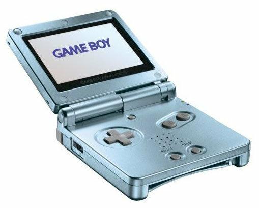 Игровая приставка Nintendo Game Boy Advance SP