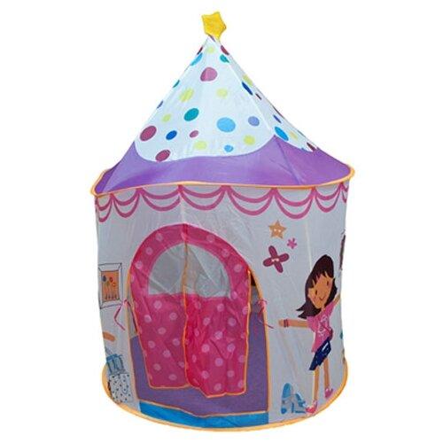 Купить Палатка CHING-CHING Домик принцессы CBH-16 белый/фиолетовый, Игровые домики и палатки
