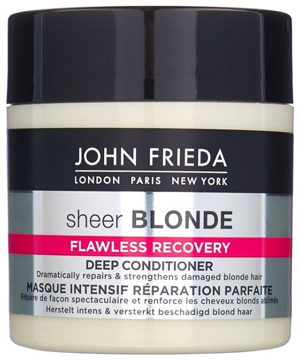 John Frieda Sheer Blonde Маска для восстановления сильно поврежденных волос