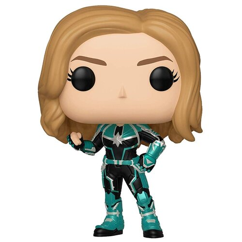 Фигурка Funko POP! Captain Marvel - Верс 36342 фигурка funko pop captain marvel мария рамбо 37585