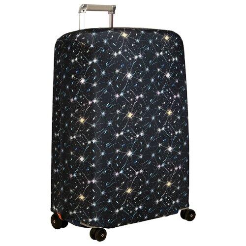 цена на Чехол для чемодана ROUTEMARK Огнепад SP180 L/XL, черный
