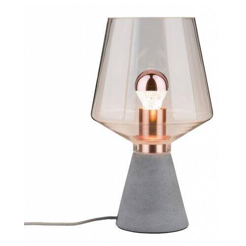 Настольная лампа Paulmann Yorik Tischl 79665, 20 Вт