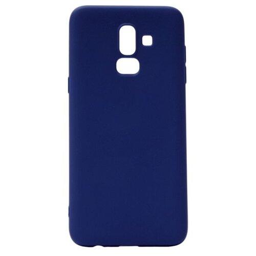 Чехол Gosso 194326W для Samsung Galaxy J8 (2018) синий