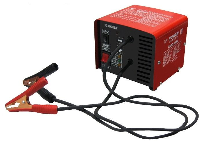 Пуско-зарядное устройство BestWeld Power i400-RUS