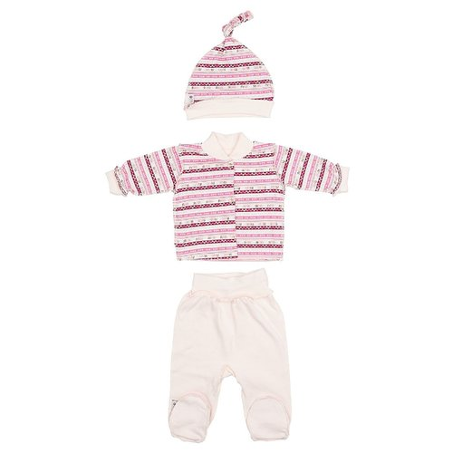 Комплект одежды LEO размер 56, розовыйКомплекты<br>