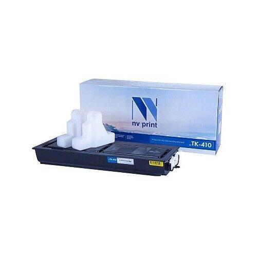 Фото - Картридж NV Print TK-410 для Kyocera, совместимый картридж nv print nv tk 5280m совместимый