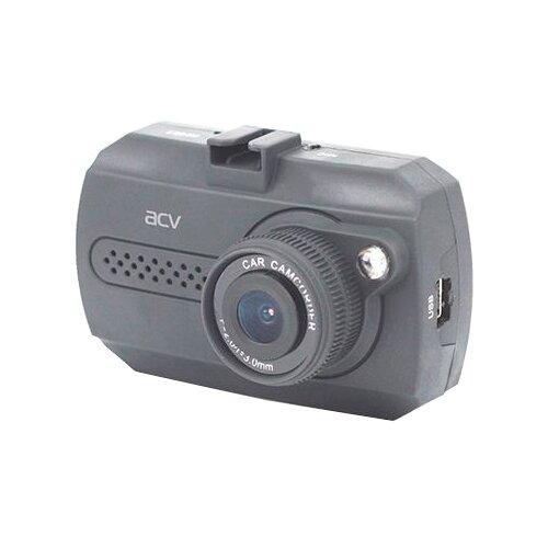 Видеорегистратор ACV GQ117 черный видеорегистратор acv q5lite