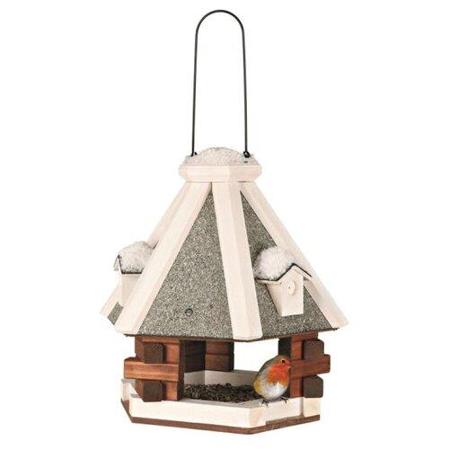 Кормушка TRIXIE 5577 для птиц подвесная коричневый