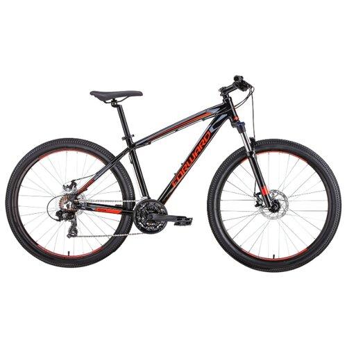 Горный (MTB) велосипед FORWARD Next 27.5 2.0 Disc (2019) черный 19 (требует финальной сборки) велосипед forward comanche 2 0 2016