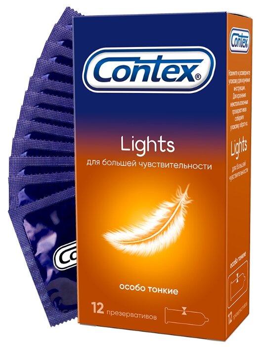 Презервативы Contex Lights